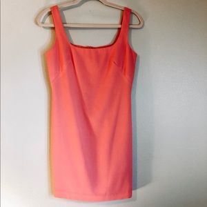 Laundry by Shelli Segal | Coral Sheath Dress